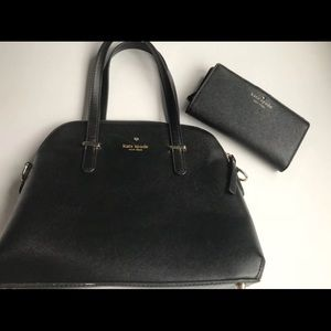 Kate Spade Handbag and Wallet!